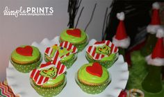 Grinch party perfect