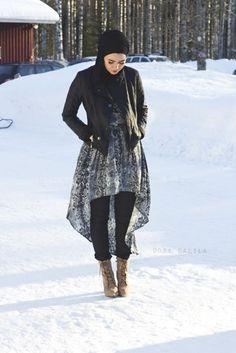 Beautiful Hijab Looks to Try (2)