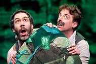 Peter and the Starcatcher with Christian Borle! :D I so want to see this!