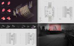 Gallery of The Best Architecture Portfolio Designs - 35
