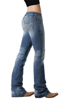 Cruel Girl Jeans. never heard of or seen these before but i like the cut and fit and colouring