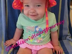 Madison is a MIRACLE! Her captivating spirit has strengthened everyone who comes in contact with her. She is so full of love and laughter. We have been humbled to be her parents, and blessed everyday to have her in our family. She was born with a chromosome deletion called 22q or DiGeorge...