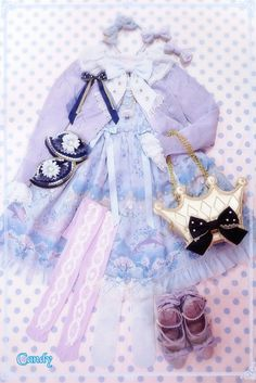 "Angelic Pretty ""Aquarium Carnival"""