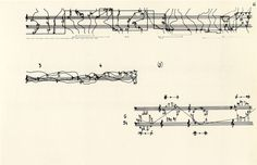 john cage notation #contemporary #music #score