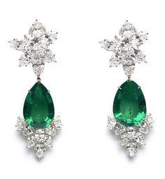 Harry Winston Vintag beauty bling jewelry fashion