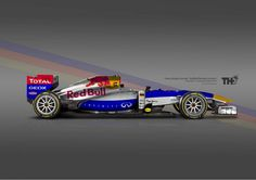 Как могут выглядеть болиды «Формулы-1» 2015 года - Крутой поворот - Блоги - Sports.ru
