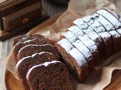 コーヒー♡チョコ パウンドケーキの画像