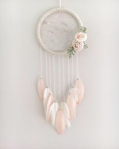 Excited to share this item from my shop: Tranquil Floral Dream Catcher passed Bloom Floral Dream Catcher Dream Catcher Decor, Large Dream Catcher, Dream Catcher Boho, Dream Catcher Nursery, Dream Catcher For Kids, Beautiful Dream Catchers, Feather Dream Catcher, Boho Nursery, Home Crafts