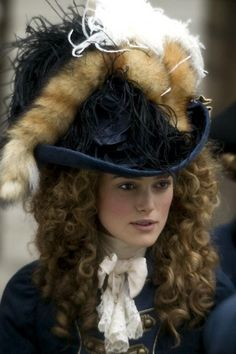 """The Duchess"". I will love that hat forever."