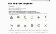 Icon Fonts are awesome - http://css-tricks.com/examples/IconFont/