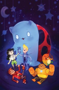 'Bravest Warriors' Hits #12 In September With Covers By Hesse, Estep, Longstreth And Czajkowski [Art]