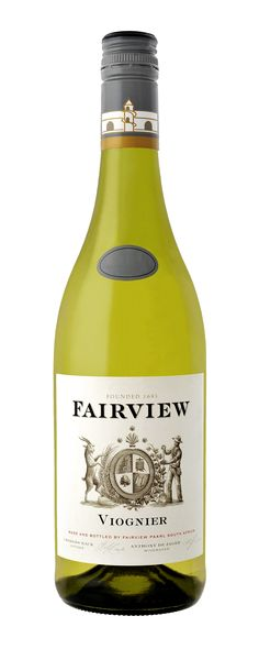 """Wine Spectator: Fairview Viognier 2011 -- """"Plump and forward, with white peach, melon and anise notes, complemented by a rounded, bitter almond-tinged finish. Drink now. 88 Points."""" – J.M."""