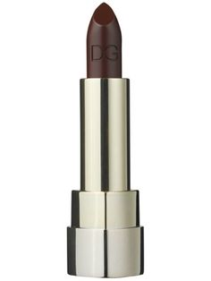 This Dolce & Gabbana deep plum lipstick leaves lips feeling soft and conditioned, and demands an evening out.