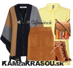 #kamzakrasou #sexi #love #jeans #clothes #dress #shoes #fashion #style #outfit #heels #bags #blouses #dress #dresses #dressup #trendy #tip #new #kiss #kisses  Štýl na mieru - Pončo, skvelý kúsok na jar - KAMzaKRÁSOU.sk