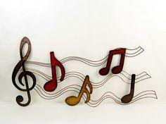 Musical Wall Decor