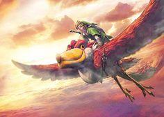 videojuegos The Legend of Zelda: Skyward Sword