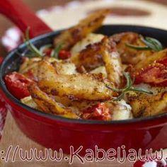 Het Beste en Makkelijkste recept van Pascale Naessens: kabeljauw in de oven Zucchini Chips, Other Recipes, Fish Recipes, Food Vans, Good Food, Yummy Food, Cooking Recipes, Healthy Recipes, Healthy Food