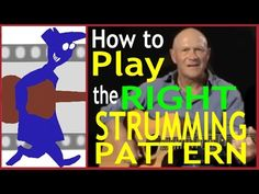Classic Rhythm Guitar: The Boom-Chicka Strum Pattern for Rock, Country, Folk, Bluegrass & more! - YouTube