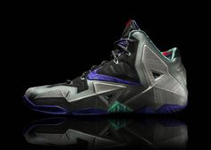 fccb4e7d3236 Nike Unveils the Lebron XI - Terracotta Warrior.