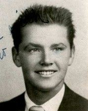 "John Joseph ""Jack"" Nicholson was born 4/22/1937 in New Jersey, the son of a showgirl, June Frances Nicholson (stage name June Nilson). Sources suggest June was unsure of who the father was. Nicholson grew up in Neptune City, New Jersey & attended nearby Manasquan High School, where he was voted ""class clown"" by the Class of 1954. A theater and a drama award at the school are named in his honor."