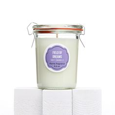 Handmade eco soy candles from a favorite shop on Etsy. Great prices, so stock up for hostess gifts.