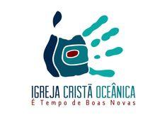 Logotipo para a Igreja Cristã Oceânica.