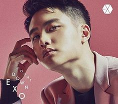 EXO COUNTDOWN (First Press Limited Edition) (D.O Version) (JP) CD 2018