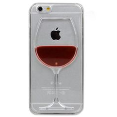 WineGlass - iPhone Case $26.99- FREE Wine Glass iPhone CaseAre you a Wine Lover? Then this custom designed Wine Glass Phone Case is a MUST HAVE!This is made from premium acrylic