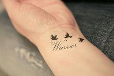 warrior demi lovato tattoo - Google Search