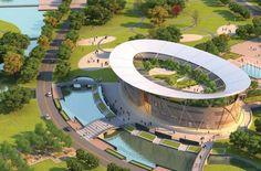 5511_suzhou-yinshan-lake-sports-centre - Google Search