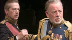 'King John', Stratford Festival, 2004, Tom Patterson Theatre. Stephen Ouimette as King John and Peter Donaldson as King Philip… also staring Martha Henry as Queen Eleanor.
