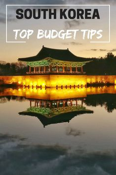 Read what are the best budget tips to South Korea! #budget #budgettravel #travel #traveltips