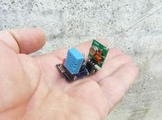 Mini weather station with Attiny85 (Scheduled via TrafficWonker.com)