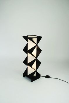 Floor Lamp by Carl Moor for BAG Turgi, This floor lamp was designed by Carl Moor for Bag Turgi, Switzerland, in the It is made of folded black lacquered metal with a square Plexiglas diffuser shade inside. Diy Floor Lamp, Decorative Floor Lamps, Studio Lamp, Large Lamps, Lamps For Sale, Room Lamp, Antique Lamps, Contemporary Lamps, Decorating Tools