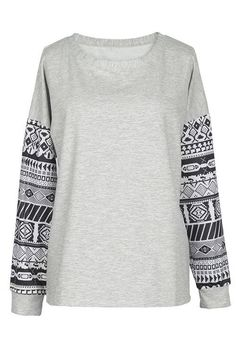 Cupshe Short of Nothing Splicing Printing Top