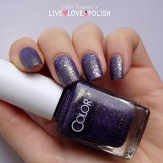 Live Love Polish: Color Club Under Your Spell