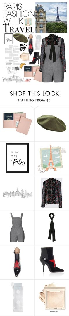 """""""Paris Fashion week"""" by lseed87 ❤ liked on Polyvore featuring Royce Leather, Lonely Planet, KAROLINA, Garance Doré, Marta Bevacqua, Influence, Patchington, Hansel from Basel, parisfashionweek and Packandgo"""