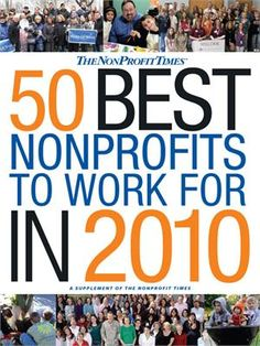 The Best Nonprofits to Work For in 2010 $7.95