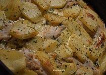 No Salt Recipes, Potato Salad, Sushi, Health Fitness, Potatoes, Chicken, Ethnic Recipes, Decor, Decoration