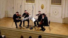 "Shane Woodborne - String Quartet N° 2 .""The eternal reciprocity of tears"" I Largamente II Adagietto - Larghetto - Adagietto III Vivo"