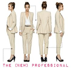 cracking the (dress) code behind business professional attire