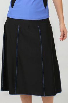 Modest Bathing Suits - Long Sport Skirt - Bottoms - MODEST