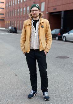 Jake - Hel Looks - Street Style from Helsinki