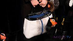 The new bag - Fendi Fall 2013   Photos - MODTV