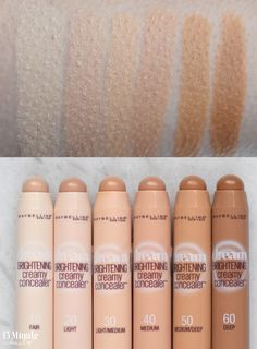 Maybelline Dream Concealer Swatch & review