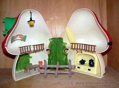 Casa-seta de las Barriguitas ^_^