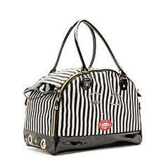 Betsey Johnson Eye Spy Dog Bag Carrier