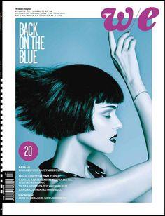 w/e magazine cover October 2011