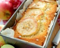 Cake aux pommes au beurre salé http://www.cuisineaz.com/recettes/cake-aux-pommes-au-beurre-sale-60141.aspx