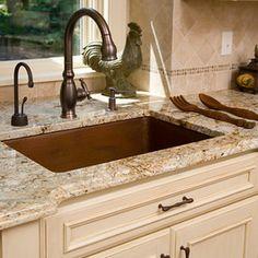 Traditional Kitchens - kitchen countertops - new york - Independent Designer